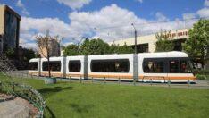 Yeni Hatlarda Tramvay Deneme Seferleri Başlıyor