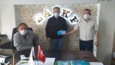 EASKF den Maske Desteği