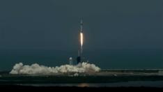 Uzaya Yolculuk Başladı