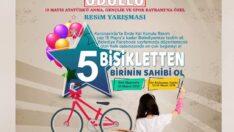 İnönü'de 19 Mayıs Gençlik ve Spor Bayramı Resim Yarışması Düzenlendi