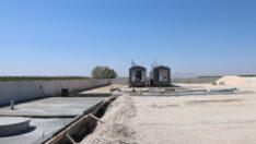 Büyükşehir'den Bozan'a Atıksu Arıtma Tesisi