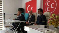 MHP Günyüzü'nde Başkan Değişmedi