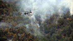 Eskişehir Mihalgazi Yangını Söndürüldü