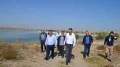 DSİ 3.Bölge Müdürü Şahan'dan Beylikova'ya Ziyaret