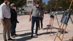 Kuruluştan Bu Güne CHP Fotoğraf Sergisi Sarıcakaya ve Çifteler'de