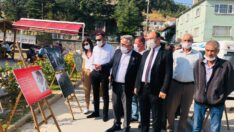 Kuruluştan Bu Güne CHP Fotoğraf Sergisi Seyitgazi ve Günyüzü'nde