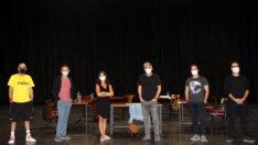 Şehir Tiyatrolarında Yeni Oyun Provaları Başladı