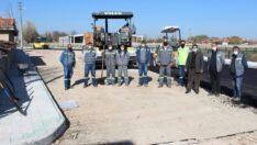 Büyükşehir Belediyesi Ekipleri Mahmudiye'de Çalışmalarını Sürdürüyor
