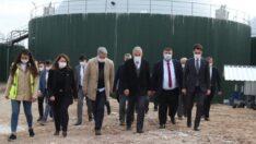 Vali Ayyıldız ve Milletvekili Günay Beylikova'da