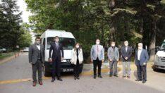 Milletvekili Günay'ın Girişimleri İle Han ve Çifteler'e Cenaze Aracı