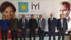 Miyad ve Dsp'den İYİ Parti Odunpazarı İlçe Başkanı Tuna'ya Ziyaret