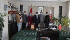 İYİ Parti Eskişehir İl Başkanlığından Başkan Gündoğan'a Ziyaret