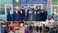 Kabukcuoğlu Seyitgazi'de