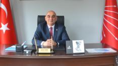 CHP Odunpazarı İlçe Başkanı Çınar , Odunpazarı Belediye Meclis Toplantısı İle İlgili Açıklama Yaptı
