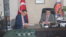 Mahmudiye Belediyesi'nde Toplu İş Sözleşmesi İmzalandı