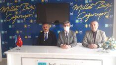 İYİ Parti Eskişehir İl Teşkilatından Üye Kampanyası