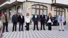 MHP İl Başkanlığı İnönü'de