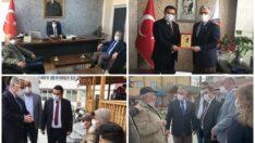 CHP Eskişehir İl Başkanlığından Mahmudiye'ye Ziyaret