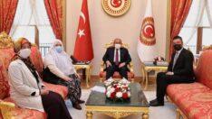 Mihalgazi Belediye Başkanı Akgün TBMM Başkanı Şentop'u Ziyaret Etti