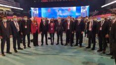 MHP Eskişehir 13.Olağan Kurultaya katıldı