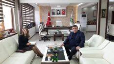 DSP Genel Başkan Yardımcısı Tambova Beylikova'da