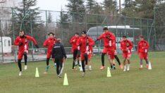 Giresunspor Maçı Hazırlıkları Başladı