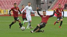 Eskişehirspor Lidere farklı kaybetti
