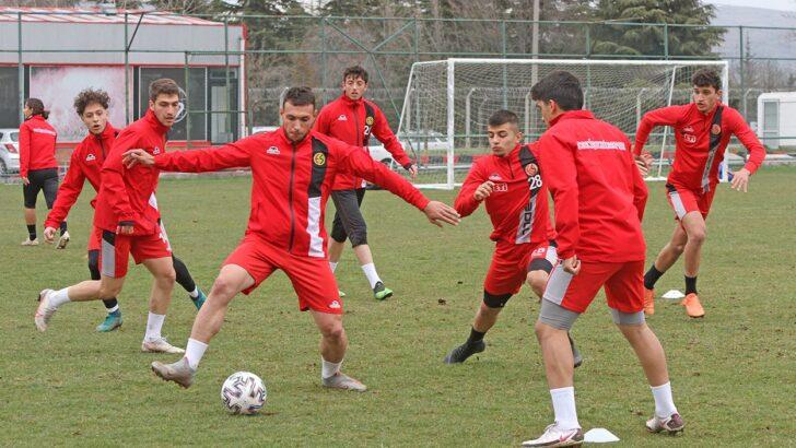 GZT Giresunspor Maçı Hazırlıkları Sürüyor