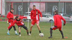 GZT Giresunspor maçı hazırlıkları tamamlandı
