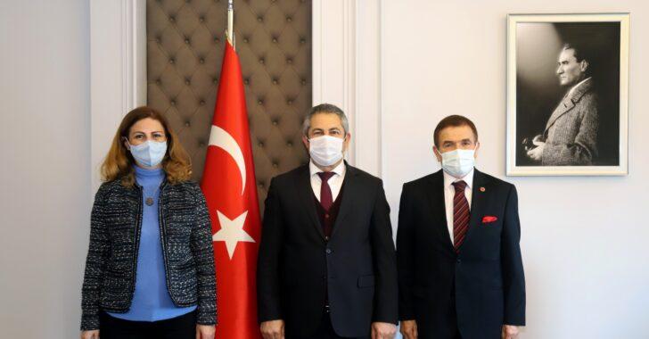 Büyükşehir'den Polis Haftası ziyareti