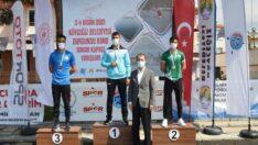 Büyükşehir'in sporcuları Eskişehir'i başarıyla temsil ediyor
