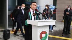 """Baro Başkanı Elagöz : """" Ülkemizde hukuk maalesef askıya alınmıştır."""""""
