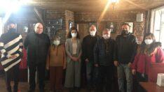 ÇGD Eskişehir Şubesi Genel Kurulunu Yaptı
