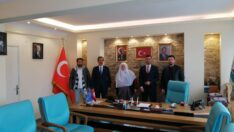 BBP İl Başkanı Bozbal Mihalgazi'de ziyaretlerde bulundu
