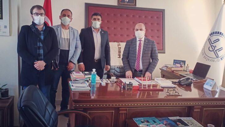 Yeniden Refah Partisi Ziyaretlerini Sürdürüyor
