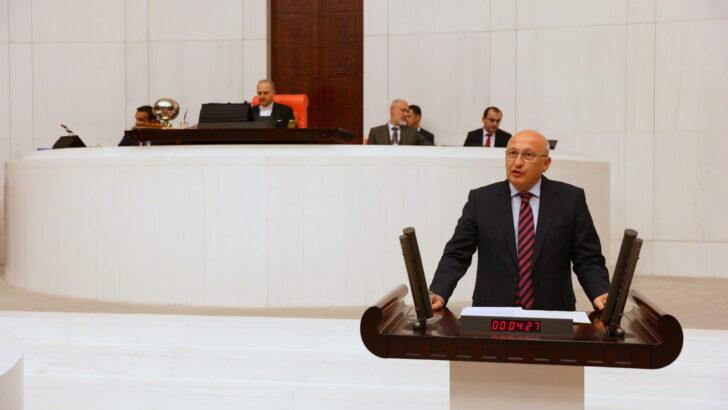 """CHP'li Çakırözer: """"Basına saldırıları Meclis araştırmalı"""""""