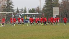 Tuzlaspor Maçı Hazırlıkları Tamamlandı