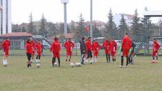 Eskişehirspor Altınordu Maçına Hazırlanıyor