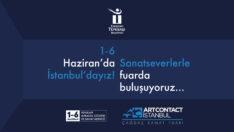Tepebaşı'nın Eserleri ArtContact İstanbul Çağdaş Sanat Fuarı'nda yer alacak