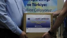 Eskişehir AB Bilgi Merkezi'nden Ramazan ruhuna yakışır destek