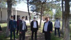 Orman Bölge Müdürü Temel'den Beylikova'ya ziyaret