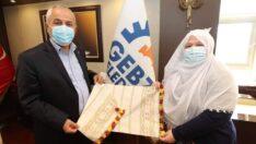 Başkan Akgün'den Gebze Belediyesi'ne ziyaret