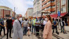 Başkan Büyükerşen işçilerin bayramını kutladı