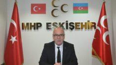 MHP İl Başkanı Candemir : 3 Mayıs Milliyetçiler Günü ve Millî Şuurun Uyanışı