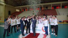 Eskişehir Ormanspor Şampiyon…