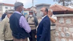 Başkan Tepe Kırka'da Yağmur Duasına Katıldı