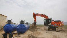 Günyüzü-Mercan Mahallesine yeni su deposu
