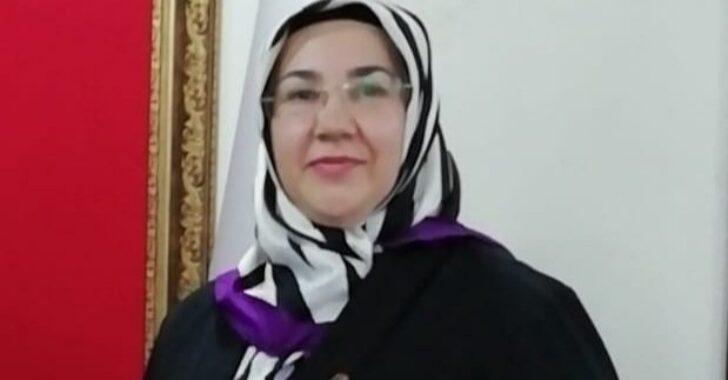 BBP Kadın Kolları Başkanı Öztürk : Sağlıklı ve huzurlu nice bayramlara ulaşmayı temenni ediyorum