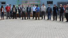 Başkan Gündoğan Belediye Personeli ile Bayramlaştı