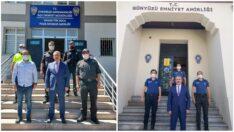 Genel Başkan Destici , Emniyet personelinin bayramını kutladı